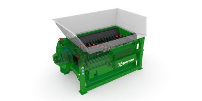 Terminator Direct  - Single Shaft Shredder
