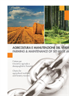 Agriculture- Brochure