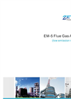 EM-5-L Flue gas analyzer for low detection