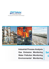 ZETIAN Model selection guide/AQMS/CEMS/Water Monitoring/Process/Environmental