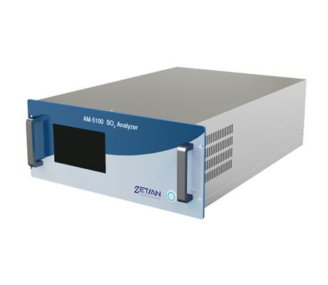 ZETIAN - Model AM-5100 - SO2 analyzer, ambient quality monitoring system, AQMS