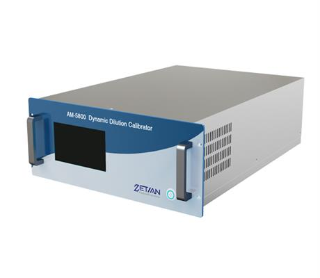 ZETIAN - Model AM-5800 - Dynamic Dilution Calibrator, ambient quality monitoring system, AQMS