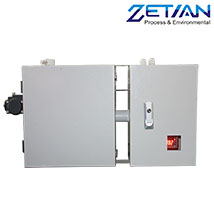 ZETIAN - Model DMS-200 - Dust Monitor, Particulate Matter Monitor, laser forward scattering, low range