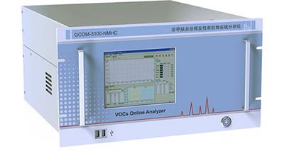 ZETIAN - Model GCOM-3000 - VOCs Volatile Organic Compounds Online Analyzer