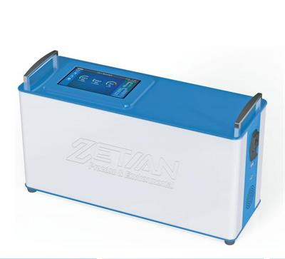 ZETIAN - Model EM-5P - Portable Flue Gas Analyzer SO2, NOx, O2, Temperature, Pressure, Flow