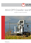 Mini CPT Crawler- Brochure