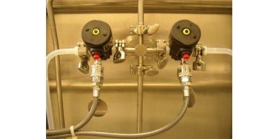 Biopharm Equipment - Venturi Chemical Feed System by Electrol