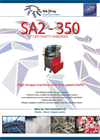 SA-Eng - Model SA2 - 350 - Two Shaft Shredder - Brochure