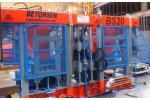 Betonsen - BS20 - Concrete Paver and Block Making Machine