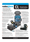 Clarifiers CL/CLT Series Commercial Water Filtration System