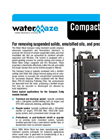 Water Maze - Model CoAg2-20A - Chemical Water Treatment System - Brochure