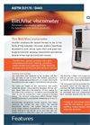 BitUVisc - Automated Viscometry System- Brochure