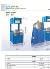 ISTpure - Model SR60-60V - Solvent Recyclers - Brochure