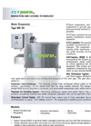 ISTpure - Model WE-50 - Water Evaporator - Brochure
