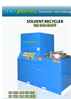 ISTpure - Model SR240-240V - Solvent Recycler - Manual