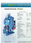 ISTpure - Model CSR 120V - Continuous Solvent Recycler - Spec Sheet