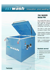 ISTpure - Model PW4 - Pail Washer - Brochure
