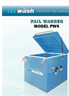 ISTpure - Model PW4 - Pail Washer - Manual