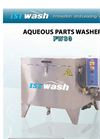 ISTpure - Model PW30 - Aqueous Parts Washer - Manual