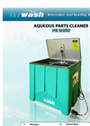 ISTpure - Model EWI PE245 & 250 Series - Aqueous Parts Washer - Manual