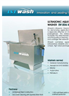 ISTwash - Model EW US36 & 56 Series - Ultrasonic Cleaning System - Brochure