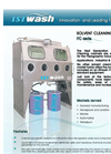 ISTwash - Model FC Series - Solvent Cleaning Cabinets - Brochure