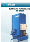 ISTwash - Model F Series - Turntable Parts Washer - Manual