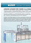 ISTwash - Model US-4A - Ultrasonic Automated Parts Washers - Brochure