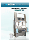 ISTwash - Model M3648 VP - Washing Cabinet - Brochure