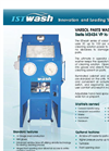ISTwash - Model M2424VP to M4860VP - Varsol Parts Washer - Brochure