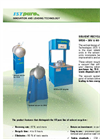 ISTpure - Model SR30-60 - Small Capacity Batch-Type Solvent Recyclers - Brochure