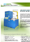 ISTpure - Model SR120-180-240 - Large Capacity Batch-Type Solvent Recyclers - Brochure