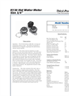 Hot Water Meters- Brochure