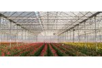 H2greenPRO - Model Pro G - GOTHIC Greenhouses