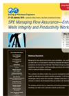 SPE Managing Flow Assurance—Enhancing Wells Integrity and Productivity Workshop - Brochure