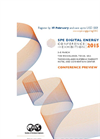 SPE Digital Energy Conference and Exhibition 2015 - Brochure