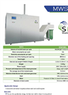 SNA - Model MWS80L - Medical Waste Management Systems - Brochure