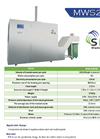 SNA - Model MWS200L - Medical Waste Management Systems - Brochure