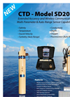 SAIV - Model STD/CTD - SD208 - Sensors Brochure