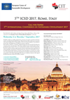 ICSD 2017: 5th  International Conference on Sustainable Development Brochure