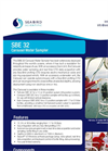 SBE 32 Carousel Water Sampler Brochure
