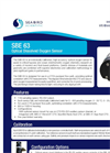 Model SBE 63 - Optical Dissolved Oxygen (DO) Sensor Brochure