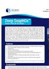 Deep SeapHOx Ocean CT(D)-pH-DO Sensor Datasheet