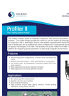 Satlantic Free-falling Optical Profiler Datasheet