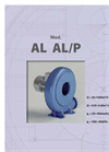 Model AL - AL/P - High Performance Fan Brochure