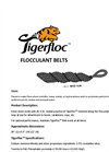 Tigerfloc - Flocculant Belts Brochure