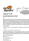 Tigerfloc - Tube & Dewatering Bag System Brochure