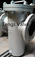 Tengs Valve - Model SB - Industiral Basket Strainer