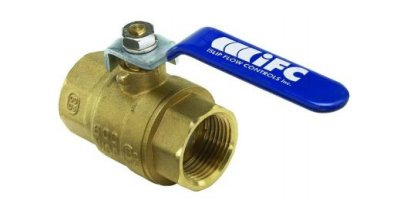 IFC - Two Piece Ball Valves