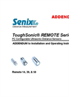 ToughSonic - Model REMOTE 14 - Remote Water Level Sensor - Manual